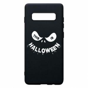 Etui na Samsung S10+ This is halloween