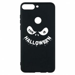 Phone case for Huawei Y7 Prime 2018 This is halloween - PrintSalon