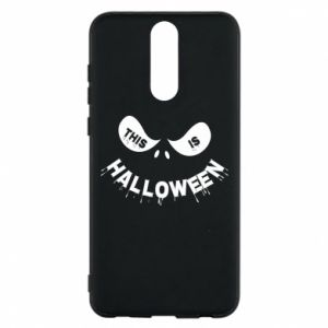 Phone case for Huawei Mate 10 Lite This is halloween - PrintSalon