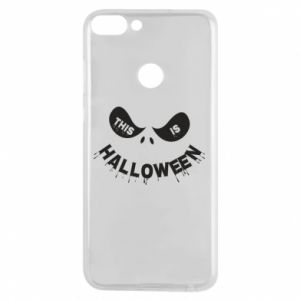 Phone case for Huawei P Smart This is halloween - PrintSalon