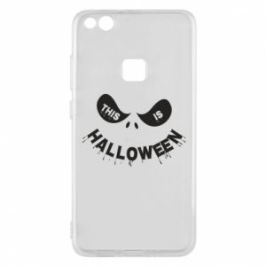 Phone case for Huawei P10 Lite This is halloween - PrintSalon