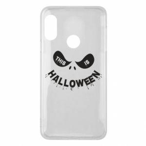 Phone case for Mi A2 Lite This is halloween - PrintSalon