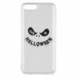 Phone case for Xiaomi Mi6 This is halloween - PrintSalon