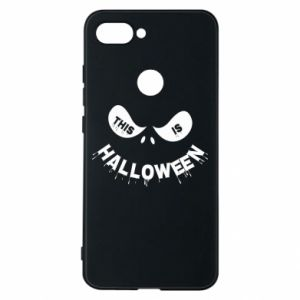Phone case for Xiaomi Mi8 Lite This is halloween - PrintSalon
