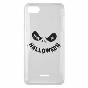 Phone case for Xiaomi Redmi 6A This is halloween - PrintSalon