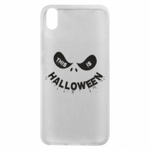 Phone case for Xiaomi Redmi 7A This is halloween - PrintSalon
