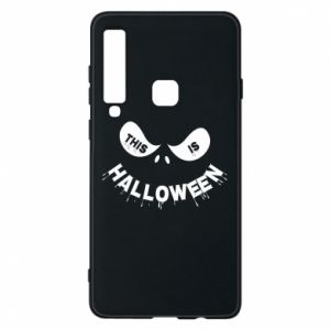 Phone case for Samsung A9 2018 This is halloween - PrintSalon