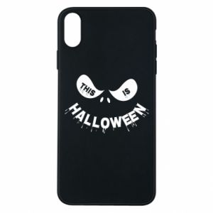 Etui na iPhone Xs Max This is halloween