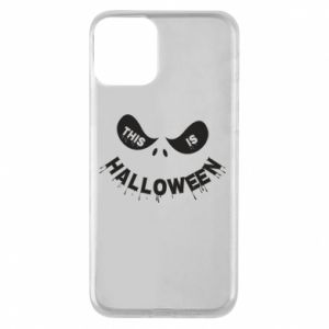 Etui na iPhone 11 This is halloween