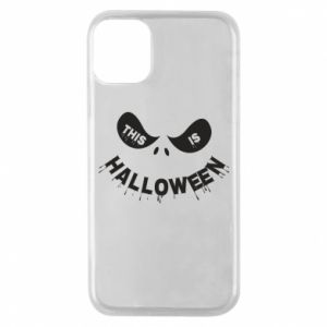 Etui na iPhone 11 Pro This is halloween