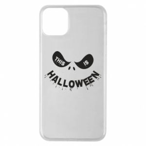 Etui na iPhone 11 Pro Max This is halloween