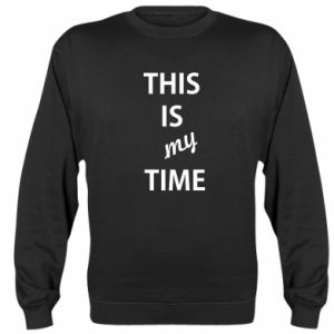 Bluza (raglan) This is my time