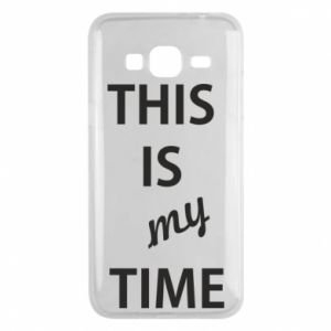 Etui na Samsung J3 2016 This is my time