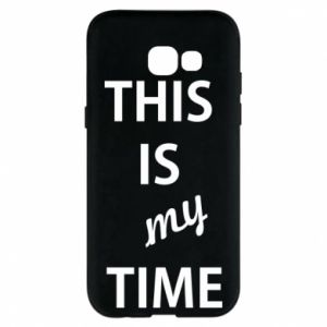 Etui na Samsung A5 2017 This is my time