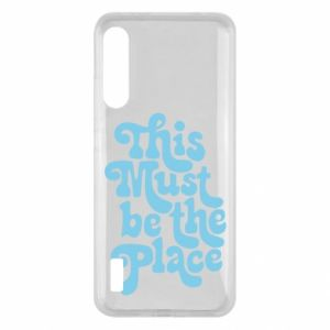 Etui na Xiaomi Mi A3 This must be the place