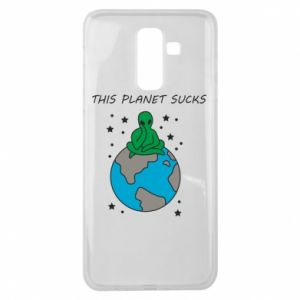 Samsung J8 2018 Case This planet sucks