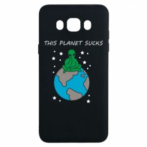 Samsung J7 2016 Case This planet sucks