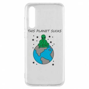 Huawei P20 Pro Case This planet sucks