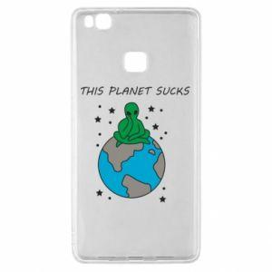 Huawei P9 Lite Case This planet sucks