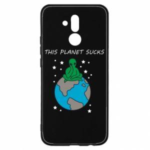 Huawei Mate 20Lite Case This planet sucks