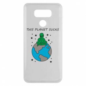 LG G6 Case This planet sucks