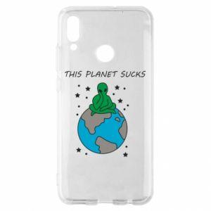 Huawei P Smart 2019 Case This planet sucks