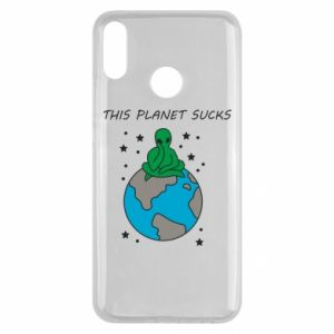 Huawei Y9 2019 Case This planet sucks