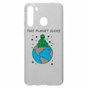 Samsung A21 Case This planet sucks