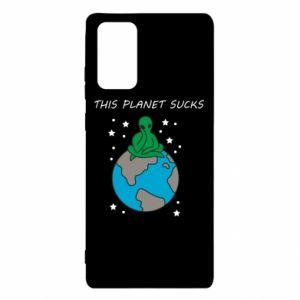 Samsung Note 20 Case This planet sucks