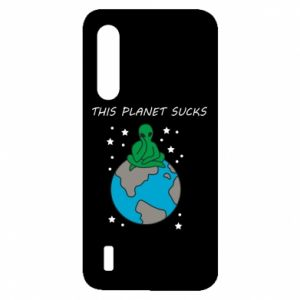 Xiaomi Mi9 Lite Case This planet sucks