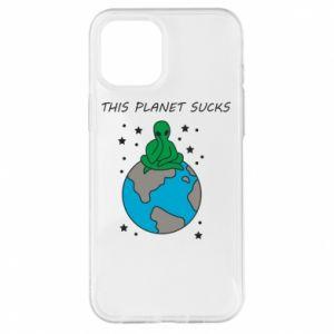 iPhone 12 Pro Max Case This planet sucks