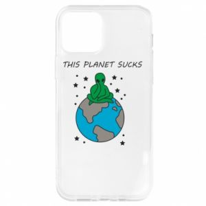 iPhone 12/12 Pro Case This planet sucks
