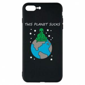 iPhone 7 Plus case This planet sucks