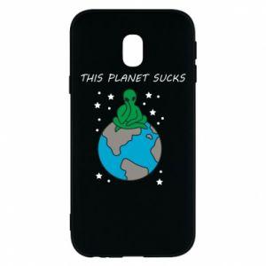 Samsung J3 2017 Case This planet sucks