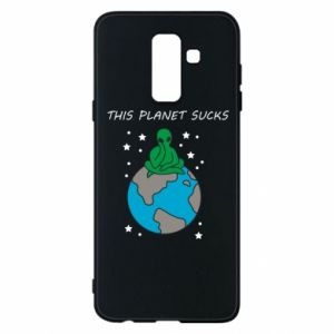 Samsung A6+ 2018 Case This planet sucks