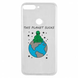 Huawei Y7 Prime 2018 Case This planet sucks