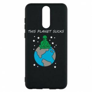 Huawei Mate 10 Lite Case This planet sucks