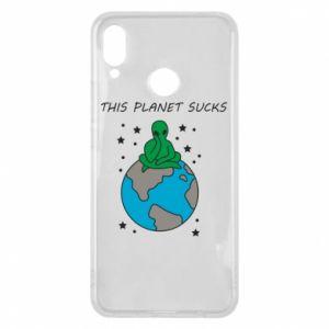 Huawei P Smart Plus Case This planet sucks
