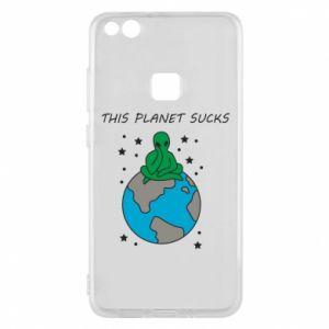 Huawei P10 Lite Case This planet sucks