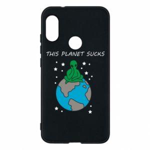 Mi A2 Lite Case This planet sucks