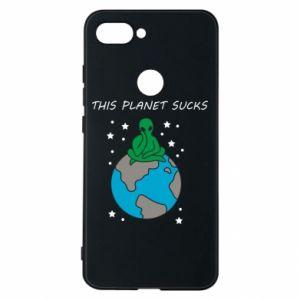 Xiaomi Mi8 Lite Case This planet sucks