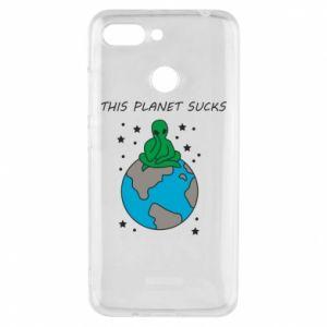 Xiaomi Redmi 6 Case This planet sucks