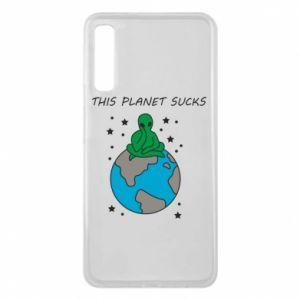Samsung A7 2018 Case This planet sucks