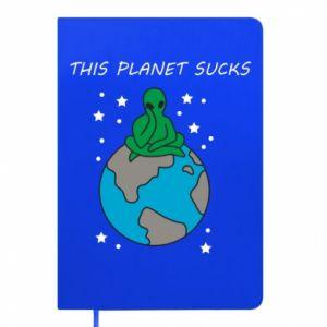 Notepad This planet sucks