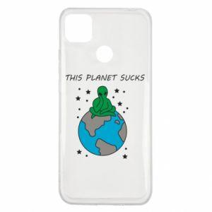 Xiaomi Redmi 9c Case This planet sucks