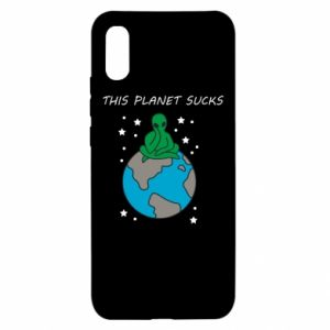 Xiaomi Redmi 9a Case This planet sucks