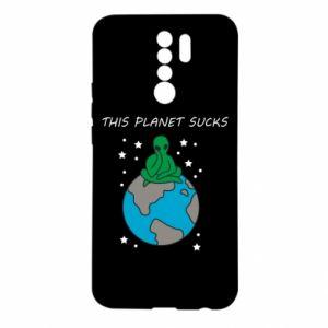 Xiaomi Redmi 9 Case This planet sucks