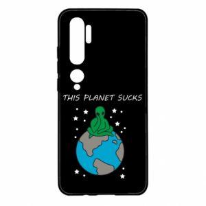 Xiaomi Mi Note 10 Case This planet sucks