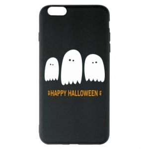 Phone case for iPhone 6 Plus/6S Plus Three ghosts Happy halloween - PrintSalon
