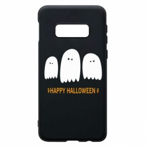 Phone case for Samsung S10e Three ghosts Happy halloween - PrintSalon